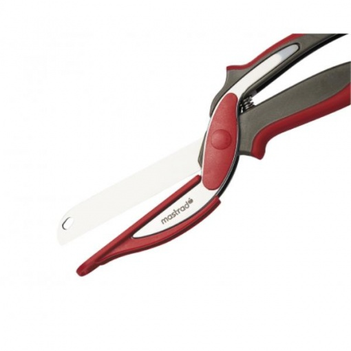 Ножницы SLICE'N'CUT Mastrad RED